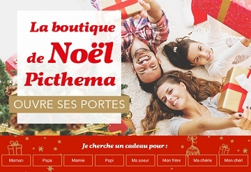 BOUTIQUE DE NOËL PICTHEMA